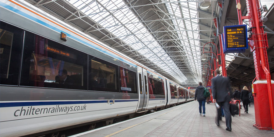 Case Study: Chiltern Railways