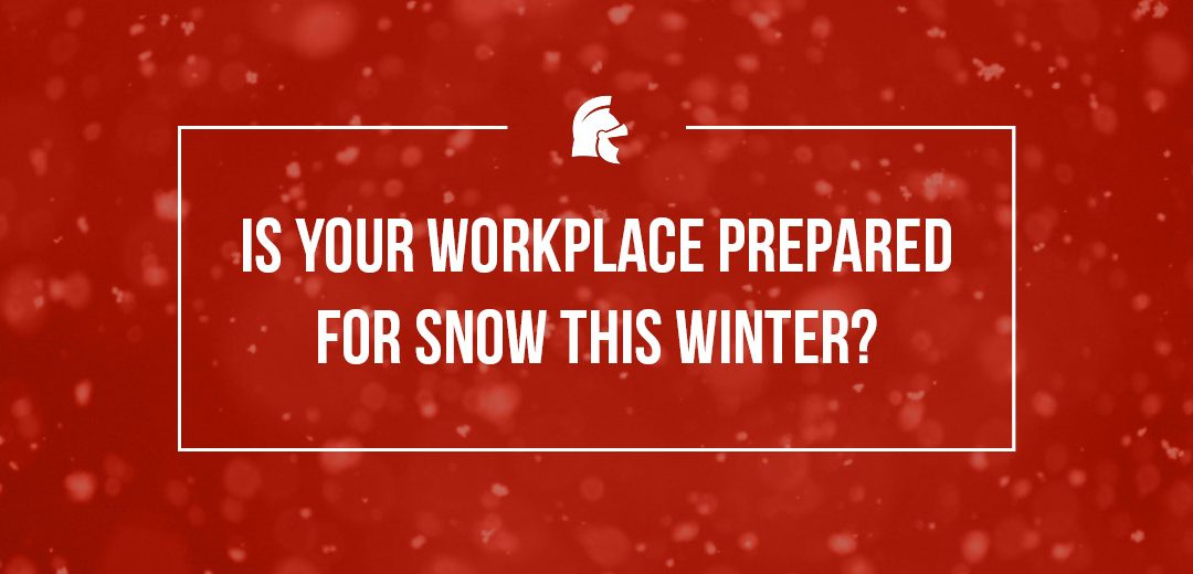 Are you prepared for snow?